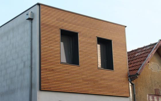 Revêtement de façade Dieppe