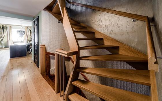 Installation escalier Dieppe