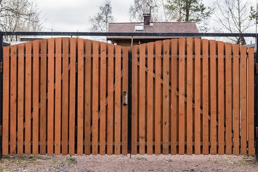 Installation portail